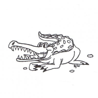 Savann's Alligator