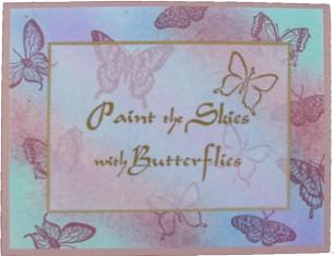 PaintSkiesButterflies